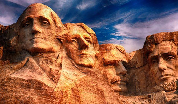 Mount Rushmore. Bild: Pixabay