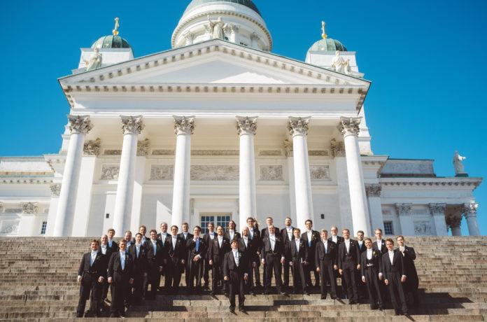 Akademiska sångföreningen har en lång tradition av att sjunga in våren. Bild: Dan Gustafsson