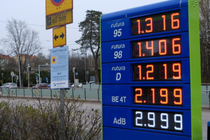 Oljepriser