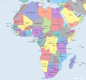 Faso och Mali. Bild: Mapswire/ Robinson/ CC BY 4.0