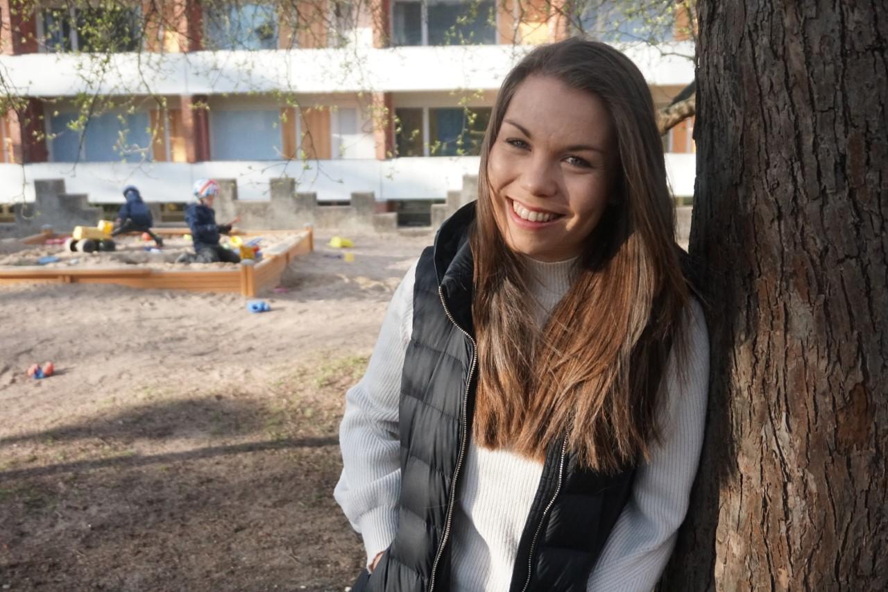 Lillemor Winqvist - Projekt Frågesjuk