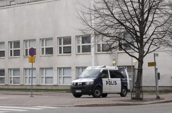 Polisen - valborg 2020