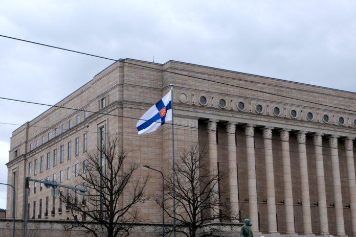 Idag flaggar vi för krigsveteranerna. Bild: Ellen Forsström